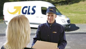 Lumaca Polesana GLS consegna a domicilio